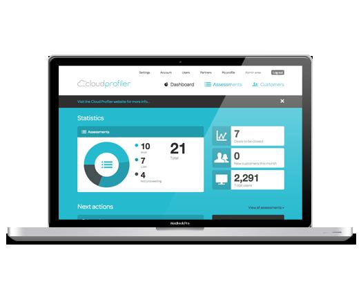 Screenshot of Cloud Profiler