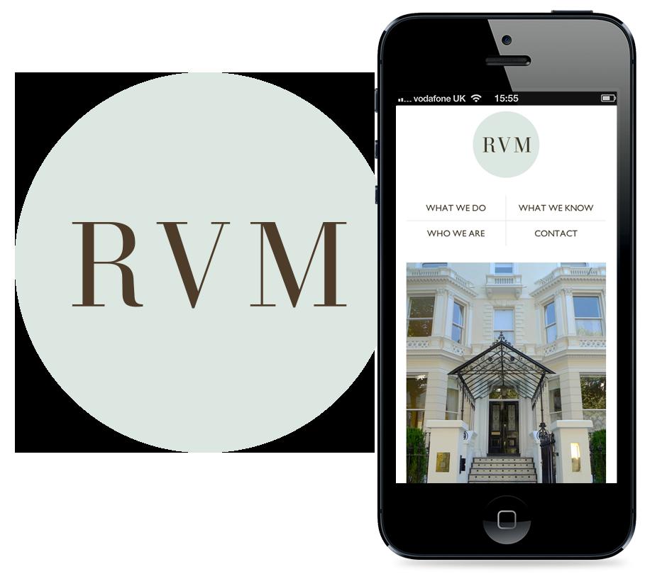 Screenshot of RVM